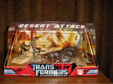 Transformers Desert Attack Transformers Movie Universe