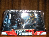Transformers First Encounter Transformers Movie Universe