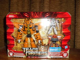 Transformers The Fury of Fearswoop (Walmart Exclusive) Transformers Movie Universe