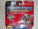 Transformers Sledge Unicron Trilogy