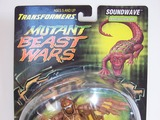 Transformers Soundwave Beast Era