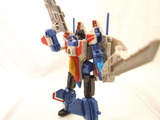Transformers Energon Starscream Unicron Trilogy thumbnail 2