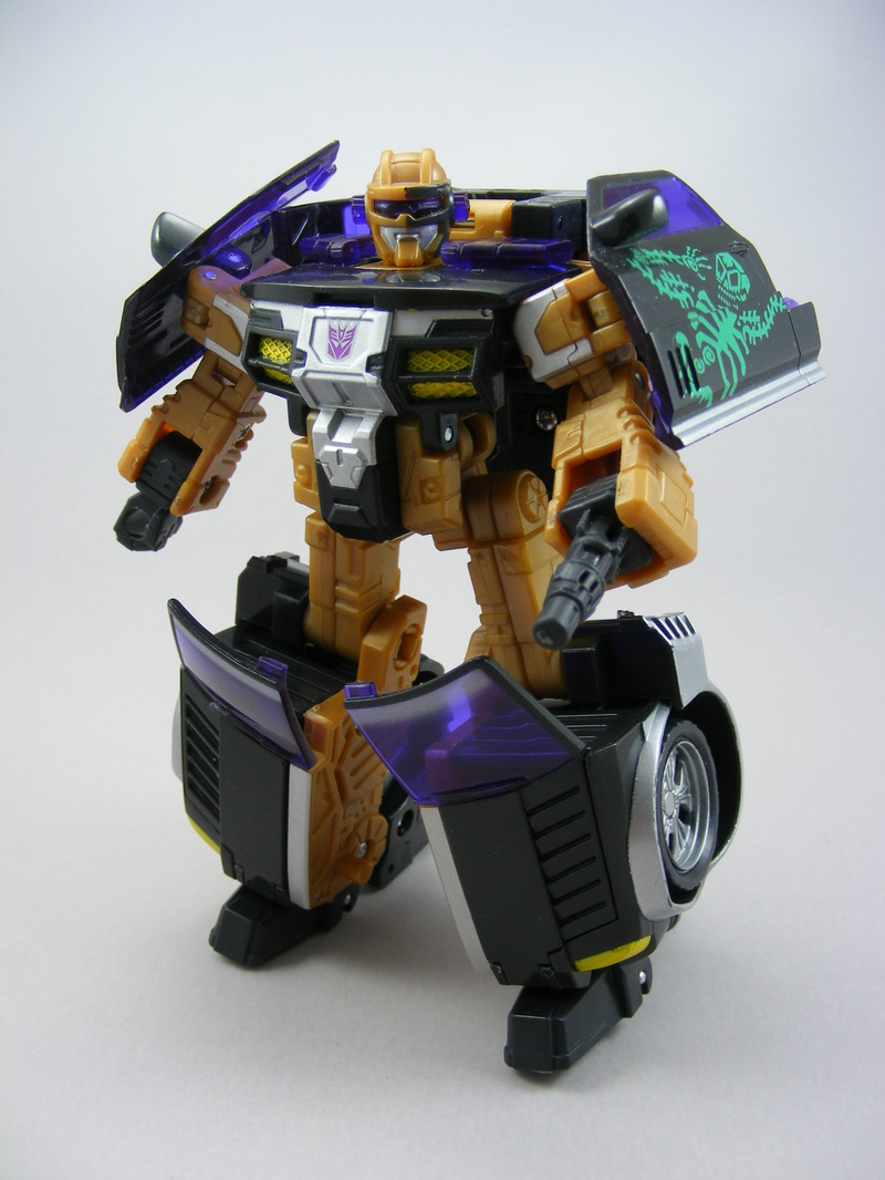 Transformers Cannonball Unicron Trilogy