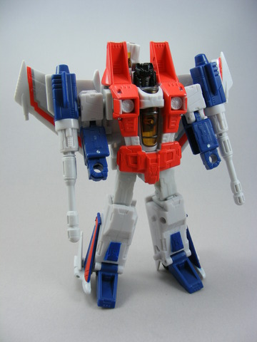 Transformers Starscream (G1) Classics Series