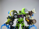 Transformers Constructicon Maximus Unicron Trilogy