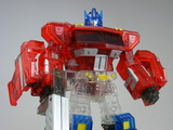 Transformers Convoy (Clear Version) Henkei! Henkei!