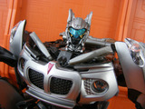 Transformers Jazz & Captain Lennox Transformers Movie Universe thumbnail 4