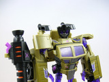 Transformers Swindle Animated