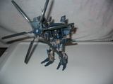 Transformers Blackout w/ Scorponok Transformers Movie Universe