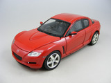 "Transformers BT-08: Meister feat. Mazda RX-8 (Velocity Red Mica Edition; aka ""Zoom-Zoom"") Binaltech Series"