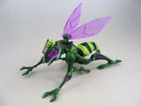 Transformers Waspinator Animated