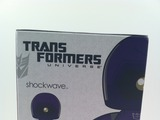 Transformers Shockwave Miscellaneous