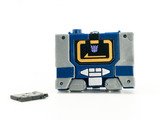 Transformers GTF-05: Soundwave w/ Jaguar Miscellaneous (Takara) thumbnail 2