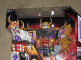 Transformers Unicron w/ Dead End (Toys R Us Exclusive) Classics Series