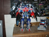 Transformers Jetpower Optimus Prime Transformers Movie Universe