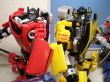 Transformers Sunstreaker Classics Series thumbnail 7