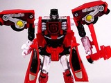 Transformers Sideswipe BotCon Exclusive