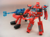 Transformers Ironhide BotCon Exclusive