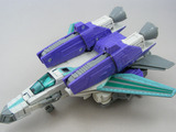 Transformers Dreadwind BotCon Exclusive