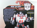 Transformers Red Alert Classics Series