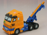 Transformers Huffer BotCon Exclusive