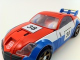 Transformers Smokescreen Classics Series thumbnail 13