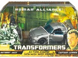 Transformers Jazz & Captain Lennox Transformers Movie Universe thumbnail 5