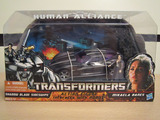 Transformers Mikaela & Sideswipe Transformers Movie Universe