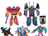 Transformers BotCon 2010 Box Set BotCon Exclusive