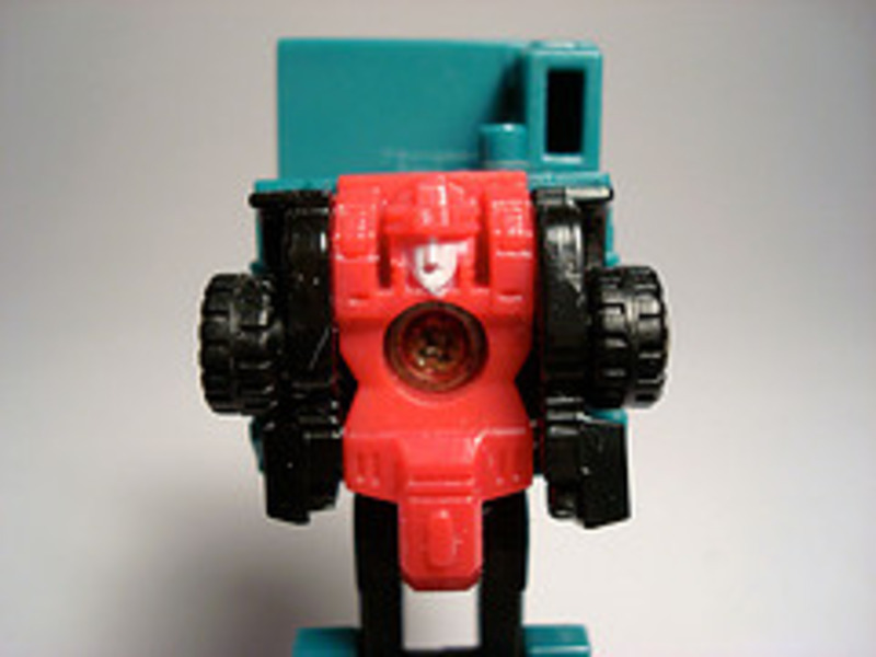 Transformers Cement-Head Generation 1