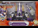 Transformers Galvatron Unicron Trilogy