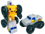 Transformers Greasepit Generation 1