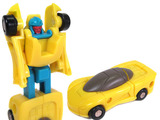 Transformers Sports Car Patrol Detour Generation 1
