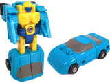 Transformers Sports Car Patrol Hyperdrive Generation 1