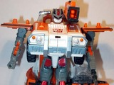 Transformers Powerlinx Red Alert Unicron Trilogy thumbnail 1