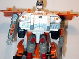 Transformers Powerlinx Red Alert Unicron Trilogy