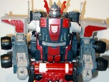 Transformers Powerlinx Optimus Prime w/ Corona Sparkplug Unicron Trilogy thumbnail 1