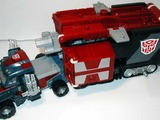 Transformers Powerlinx Optimus Prime w/ Corona Sparkplug Unicron Trilogy thumbnail 5