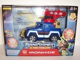 Transformers Ironhide Unicron Trilogy