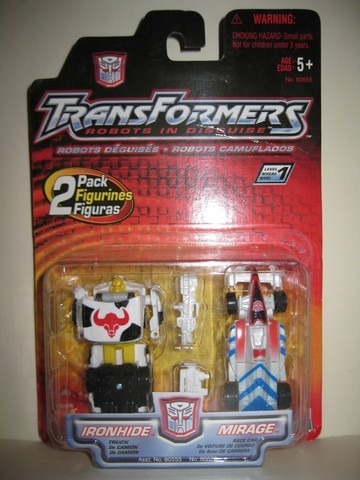 Transformers Ironhide Robots In Disguise
