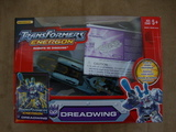 Transformers Dreadwing Unicron Trilogy thumbnail 9