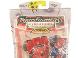 Transformers Optimus Prime (repaint) Unicron Trilogy