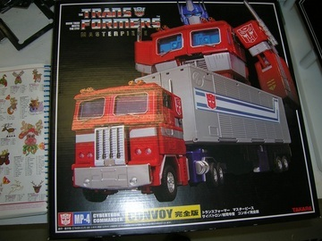 Transformers Optimus Prime (25th Anniversary) Classics Series