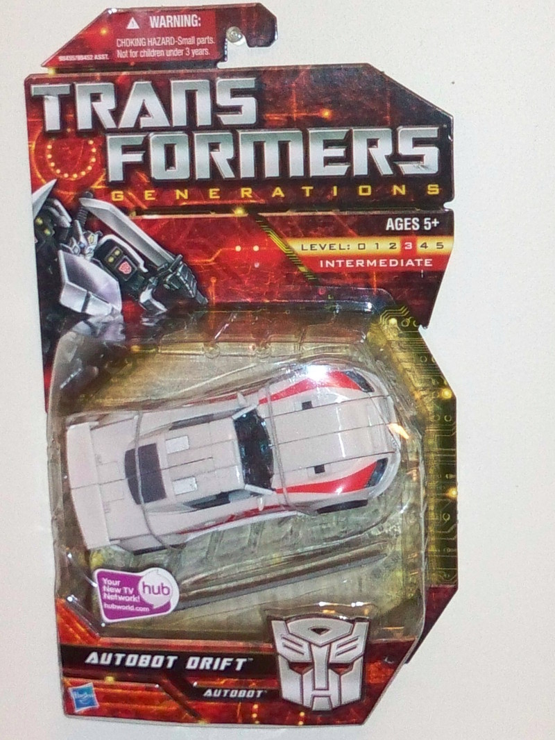 Transformers Drift Classics Series