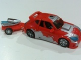 Transformers Cliffjumper Classics Series thumbnail 1