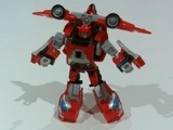 Transformers Cliffjumper Classics Series thumbnail 4