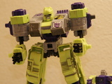 Transformers Demolisher w/ Blackout Unicron Trilogy thumbnail 2