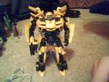 Transformers NEST Bumblebee Transformers Movie Universe thumbnail 0