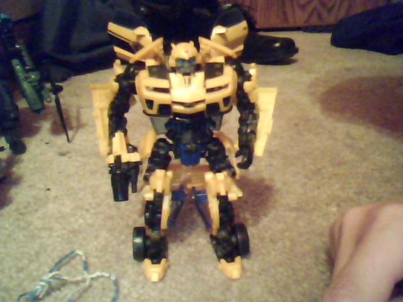 Transformers NEST Bumblebee Transformers Movie Universe
