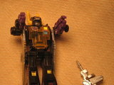 Transformers Kickback Generation 1 thumbnail 4